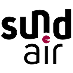 [Translate to Englisch:] Sundair Logo