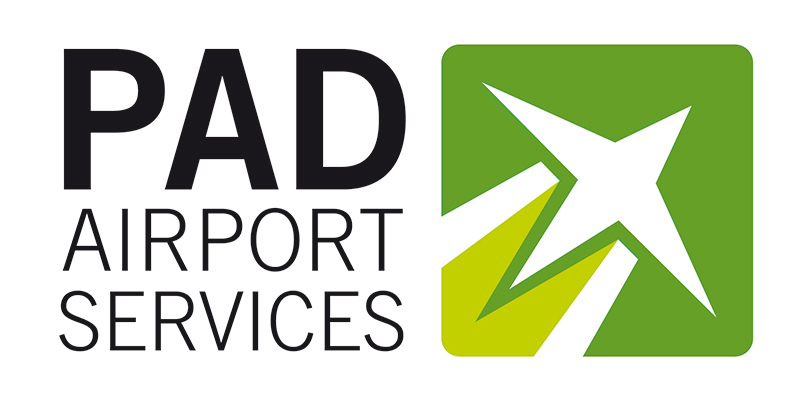 Logo PAD Airport Services